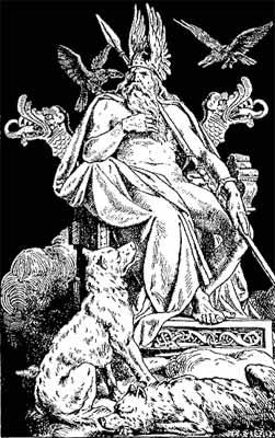Dieux Odin